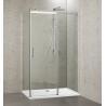 "China 34'' D x 48'' W x 76"" H Inch Frame Sliding Shower Enclosure  for bathroom wholesale"