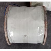 China Solid 6x37 304 Stainless Steel Wire Rope DIN / GB , Dia 30mm SS Wire Rope on sale