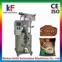 China instant coffee powder packing machine on sale
