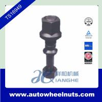 China HRC Hardness Truck Wheel Studs For Auto Wheel , 157mm Length Bolt wholesale