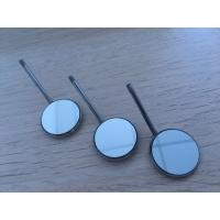 China Premium SS Dental Mouth Mirror , Dental Hand Instruments Compact Design wholesale