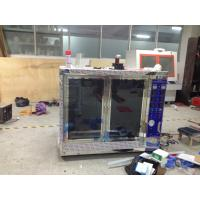 Quality Horizontal Fire Testing Equipment  , Foam Vertical Flammability Chamber for sale