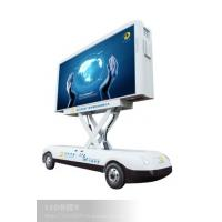 China P10 Led Mobile Billboard truck advertising with DIP LED light , outdoor digital billboard wholesale