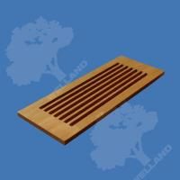 Buy cheap Wood Wall Vents and Wooden Wall Registers from wholesalers
