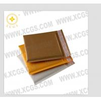 China Metallic Foil Bubble Mailing Bags / Kraft Bubble Lined Envelopes on sale