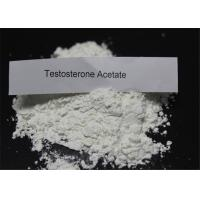 China Test Acetate / Testosterone Anabolic Steroid CAS 1045-69-8 Muscle Mass Steroids wholesale