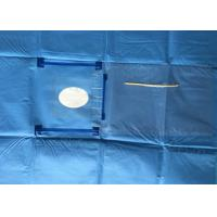 China Disposable Sterile Surgical Ophthalmic Pack / Eye Drape Sets For Ophthalmology Surgery wholesale