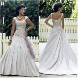 China 2012 Charming Design Beautiful Wedding Dress wholesale