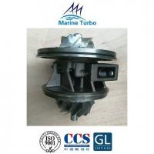 China T- MAN Turbocharger / T- TCR12 Turbo Cartridge For Marine Propulsion wholesale