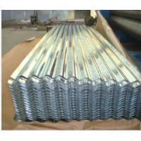 Buy cheap Galvanized Corrugated Roofing Sheet from wholesalers
