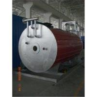 China 350kw gas fired horizontal thermal oil boiler heating system on sale