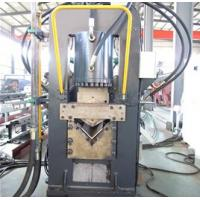 China CNC angle punching line TJX1412-3, 3 punches per side with single-cut wholesale