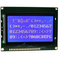 China WLED Backlight Type Graphic Display Module , Serial Signal Transflective LCD Module wholesale