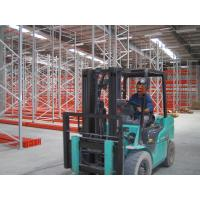 China Durable Steel Pallet Warehouse Racking With High Loading 3000kg / layer wholesale