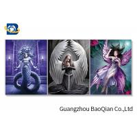 China Lenticular Printing  3D Picture with Flip Efect In Stock , Depth Effect 3D Wall Hanging Art wholesale