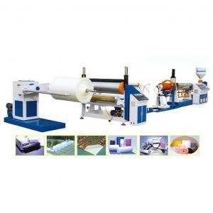 China EPS Foamed Board Production Line/foamed board extruder/ on sale