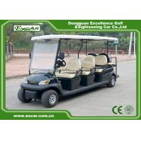 Buy cheap Excar CE approved 48V 2 Seater Electric sightseeing car china mini bus tour bus from wholesalers