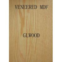 China Veneered Medium density fiberboard for Furniture and Home decoration wholesale