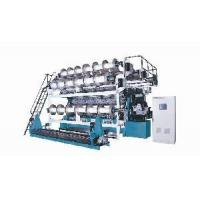 Buy cheap Double Needle Bar Warp Knitting Machine (RDJ 6/2) from wholesalers