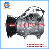 China 10PA15C Mitsubishi Pajero 2.5 TD 3.0/Toyota Land Cruiser a/c compressor 147200-0530 1472000530 wholesale