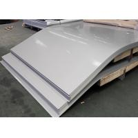 China 2B BA NO4 Surface Finish 304 Stainless Steel Sheet  0.8mm 1.2mm For Construction wholesale