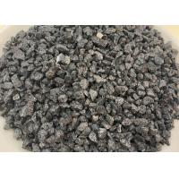 China High Bulk Density Brown Fused Alumina Sand 3-5mm For Refractory Castable on sale