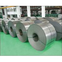 China Tisco Baosteel Zpss Galvanized Cold Rolled Steel Strips Oiled / Unoiled Surface wholesale