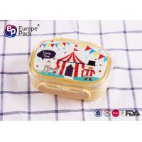 China Environmentally Friendly Plastic Kids Cool Microwave Lunch Box That Keeps Food Warm wholesale