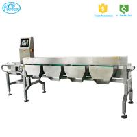 China High speed Dynamic automatic checkweigher With High Accuracy Rejection System wholesale