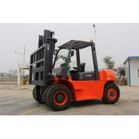 China vMAXChina famous brand forklift CPCD50 6 wheels drive all terrain wholesale