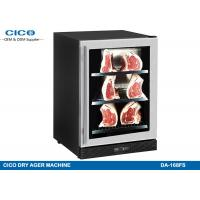 Integrated Electric Dry Age Meat Fridge Effecicent Energy Saving