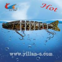China High Quality Swimming Well Plastic Fishing Lure wholesale