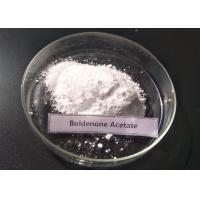China Anabolic Androgenic Steroid  Boldenone Acetate CAS 2363-59-9 For Muscel Mass wholesale