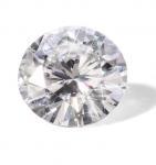 China DEF Super White Diamond Moissanite 13mm Round Brilliant Diamond Cut 8.5ct VVS wholesale