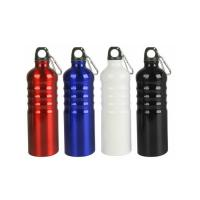 China Red Aluminum Kettle Riding Bike Cycling Water Drink Bottle Bicycle Water Bottle wholesale