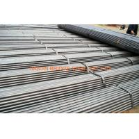 EFW / DSAW Cold Rolled Structural Steel Pipe Welded With Oiled , JIS G 3466