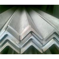 China 300 SERIES 304 Stainless Steel Angle Bar 3000mm , 6000mm For Household wholesale