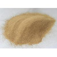 China Excellent Toughness Walnut Shell Abrasive Sand For Deflashing / Deburring wholesale