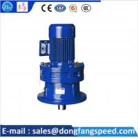 China BX series vertical inline cycloid gear reducer ISO9001 Certification on sale