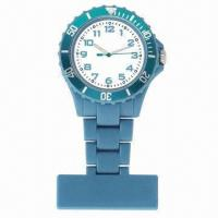 China Fob Nurse Watch with Plastic Case Strap, New Style On Market, Promotional Hot-item wholesale