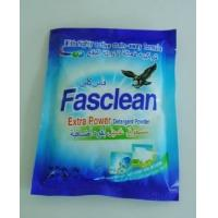 China 35g Fasclean Extra Power Detergent Powder on sale