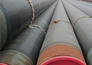 """China ST35 6"""" SCH40 BW Ends ASTM A106 Coated Steel Pipe wholesale"""