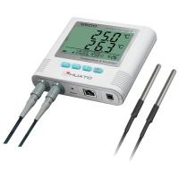 China Multi Purpose Temperature Monitoring System Ip Based Thermometer 380g wholesale