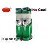 China Two Tanks Icee Slushy Maker Machine Food Processing Machine Slush Ice Maker wholesale