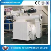 China Large capacity poultry feed pellet machine CE approved fish feed pellet mill on sale