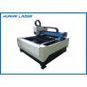 China 1000 Watt Fiber Laser Cutting Equipment For Carbon Steel Metal Sheet wholesale