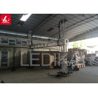 China Hot Sell Spigot Goal Post Type Tower Show Truss For Lighting and Speaker Sound wholesale