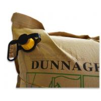 China Air pillow dunnage bag for container, container pillow gap air dunnage inflatable bag for transportation, bagplastics on sale