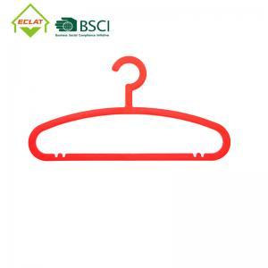 China BSCI Plastic Space Saving Hangers 42x21cm wholesale