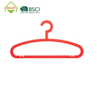 Buy cheap BSCI Plastic Space Saving Hangers 42x21cm from wholesalers